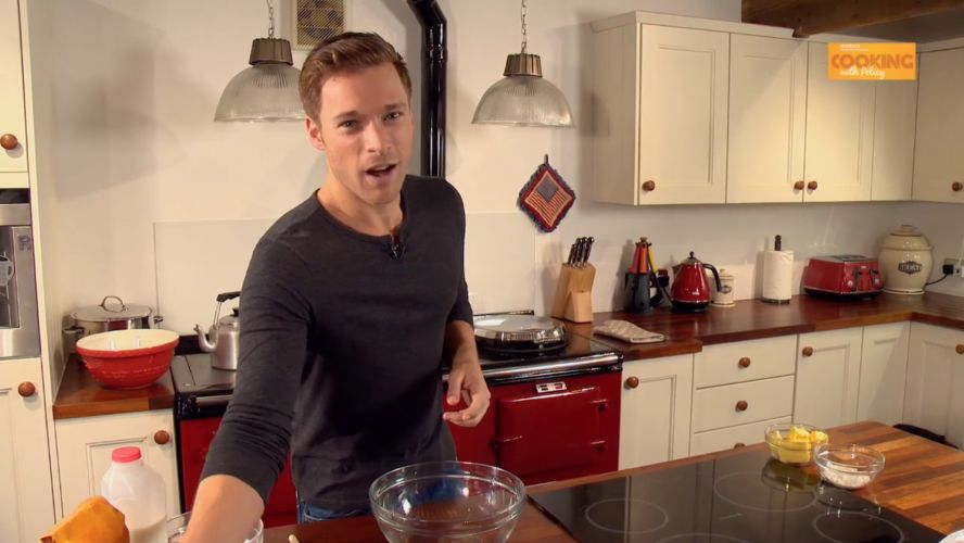 Cooking with Policy – A very different style company video
